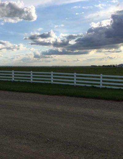 4 Rail Ranch Fencing