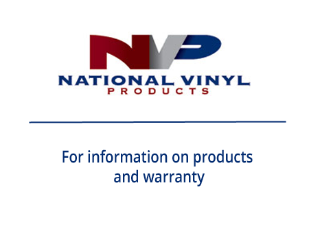 National Vinyl Product - Info & Warranty