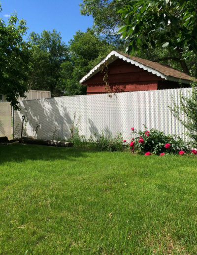 Chain Link Fence Regina