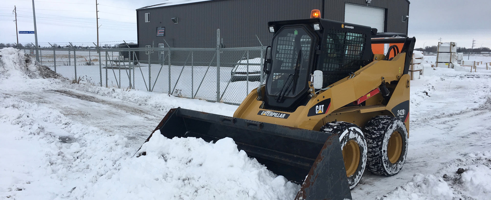 Residential snow removal Commerical snow removal